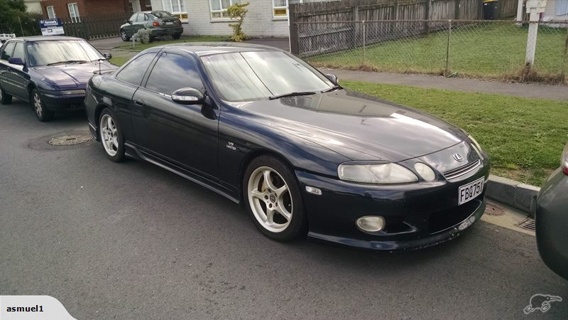 Photo of UZZ32 Active Soarer #440a