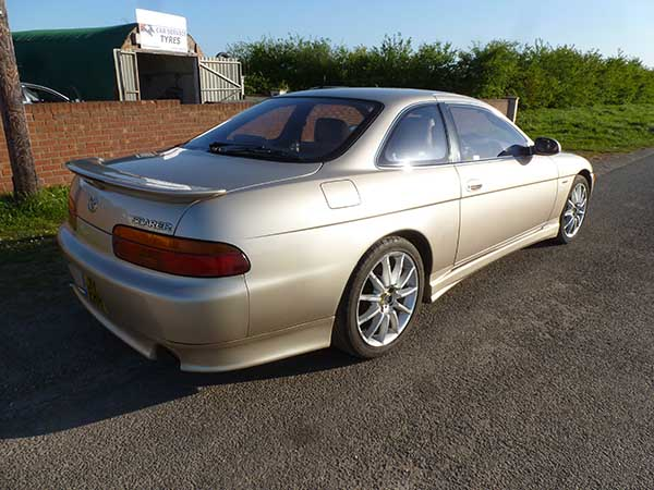 Photo of UZZ32 Active Soarer #601c