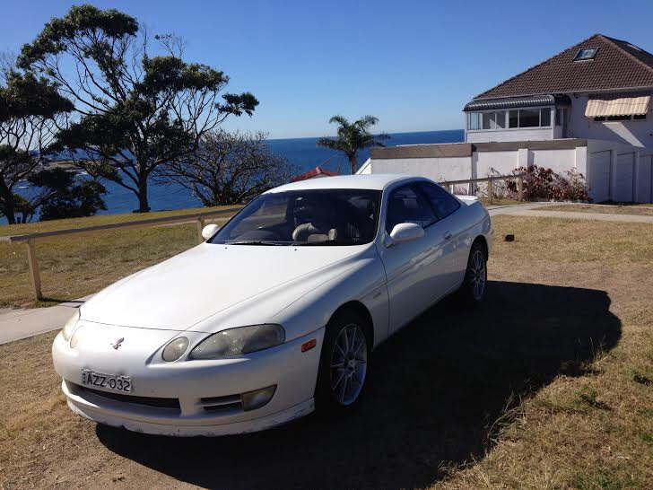 Photo of UZZ32 Active Soarer #705