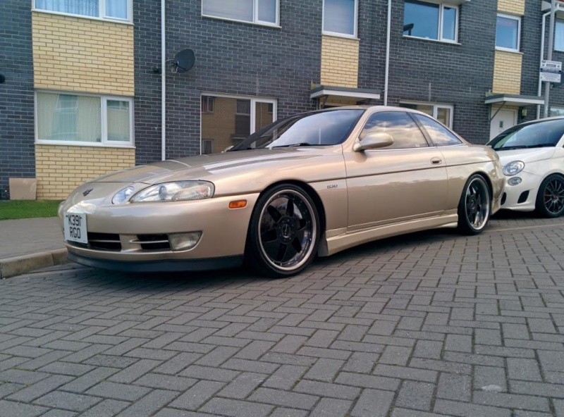 Photo of UZZ32 Active Soarer #601f