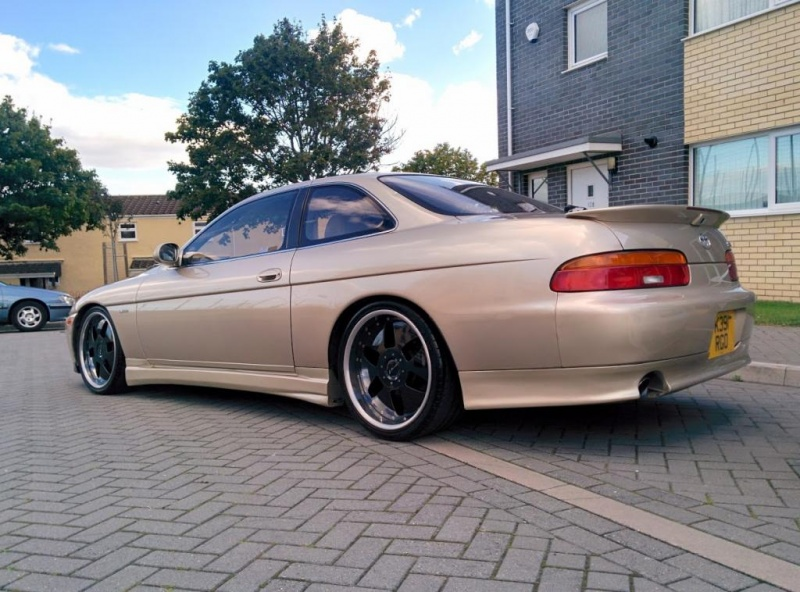 Photo of UZZ32 Active Soarer #601g