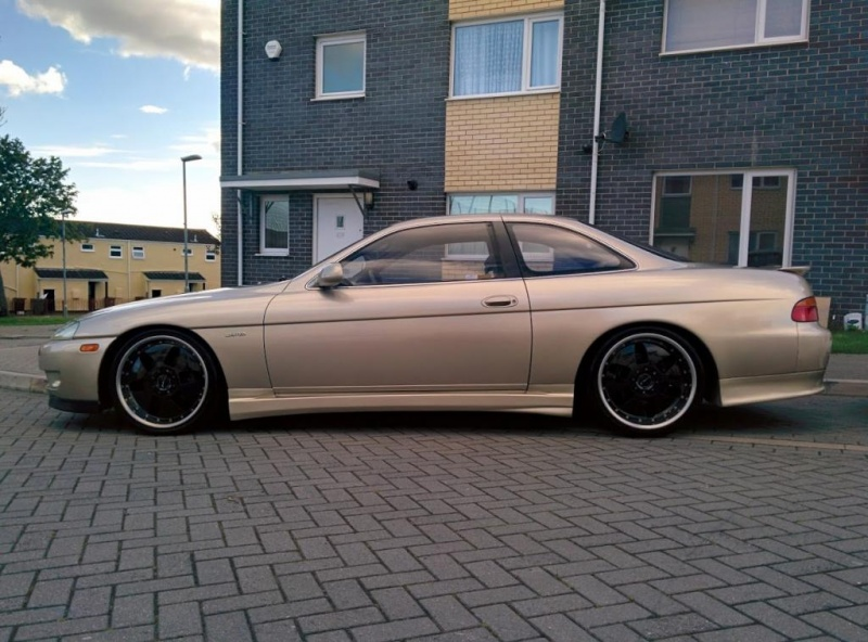 Photo of UZZ32 Active Soarer #601h